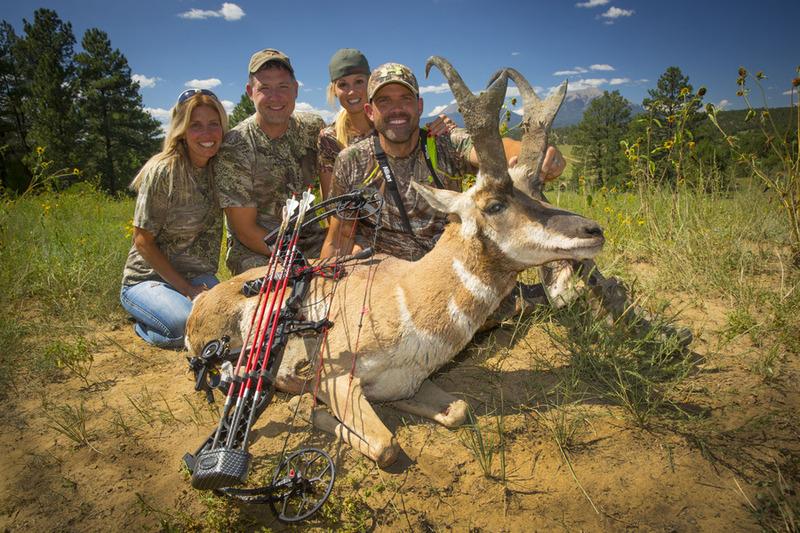 Lee Biggest Antelope Yet in Beautiful Colorado!