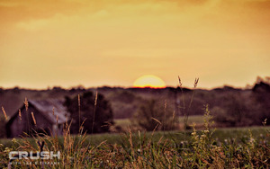 CRUSH Country Sunset